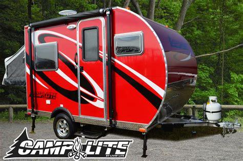 camplite ultra lightweight travel trailers ultra lite