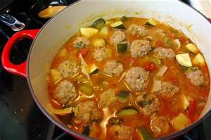 The Best Albondigas Soup Recipe My Kitchen Magazine My