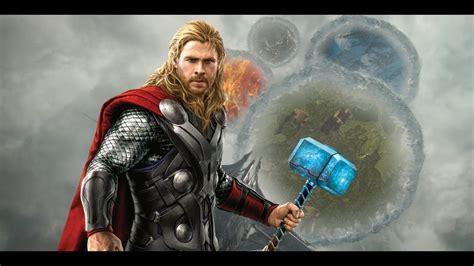 Thor Un Mundo Oscuro Descargar película completa en