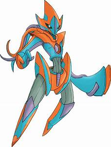 Pokémon #10386 Shiny-Mega-Deoxys Mega-SL Artwork