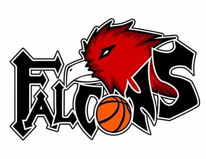 Falcon Basketball Clipart Falcons Atlanta Clip Logos