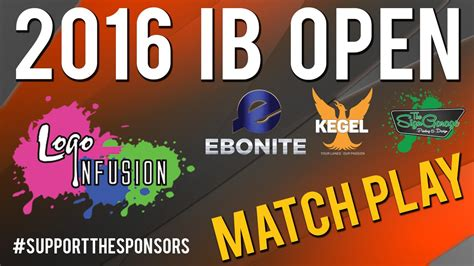 2016 Logo Infusion InsideBowling.com Open   Match Play ...