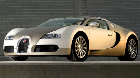 Download free wallpapers and backgrounds featuring bugatti: Bugatti Veyron Gold Edition (2009) Wallpapers and HD ...