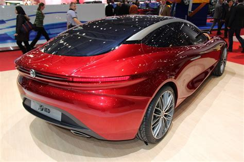 2013 Alfa Romeo Gloria Concept By Ied Review  Top Speed