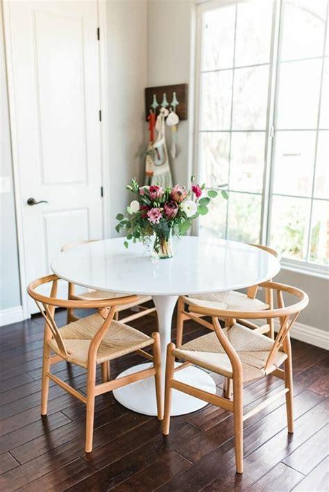 la  originale table de cuisine ronde en