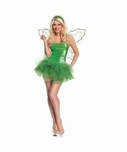 Adult Sequin Fairy Costume - Fairy Costumes