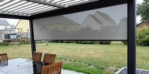 Pergola Bioclimatique Sur Mesure : store isol veranda entreprise de vente installation et ~ Melissatoandfro.com Idées de Décoration