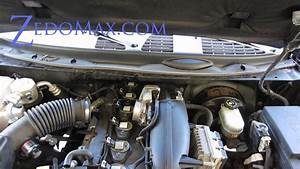 How To Replace Ignition Coil  Spark Plugs On Chevy