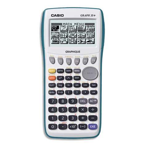 casio calculatrice graphique graph 35 e mode examen 2018 int 233 gr 233 graph35 e l1 eh