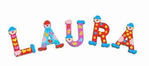 Buchstaben Für Kinderzimmertür : individuelle kinder buchstaben zum aufkleben namens buchstaben f r die kinderzimmert r ~ Orissabook.com Haus und Dekorationen