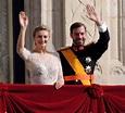 Wedding of Guillaume, Hereditary Grand Duke of Luxembourg ...