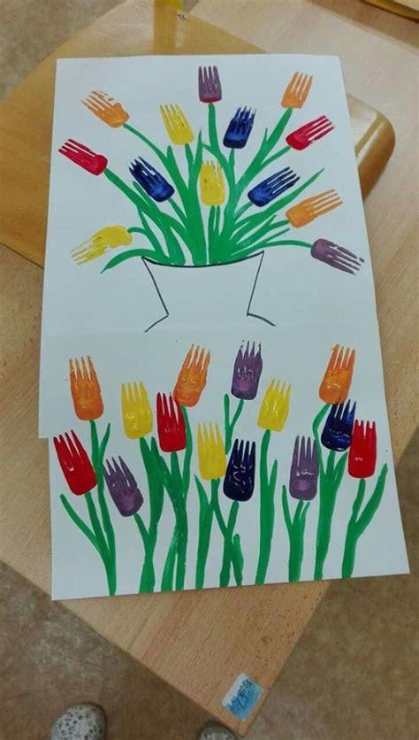 Frühling Basteln Ideen by Basteln Mit Kindern Im Fr 252 Hling Und F 252 R Ostern Basteln