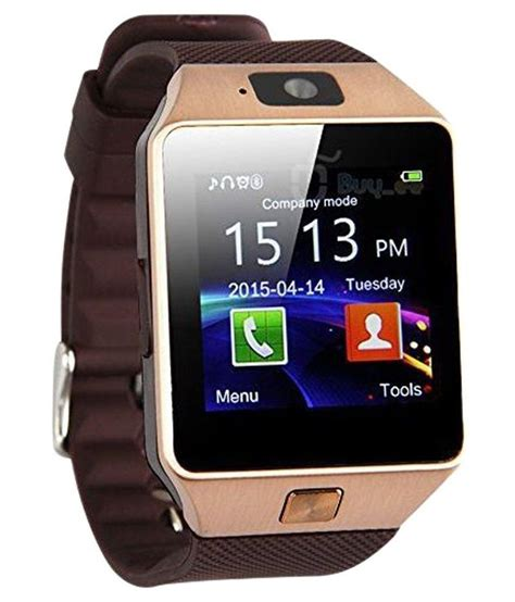 smartwatch support sim card rooq dz09 bluetooth wrist smart smart phone