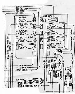 74 Elco Fuse Box Description