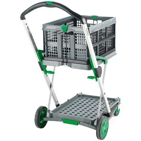 Clever Folding Box Trolley | Folding Box Trucks/Trolleys