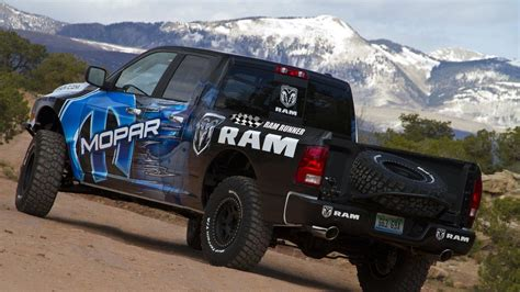 Ford Raptor Competitor by Ram Considering An Svt Raptor Competitor