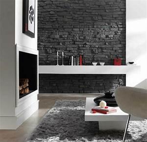 Wand Mit Steinoptik : wandpaneele steinoptik stellen eine schicke m glichkeit zur wandverkleidung dar ~ Markanthonyermac.com Haus und Dekorationen