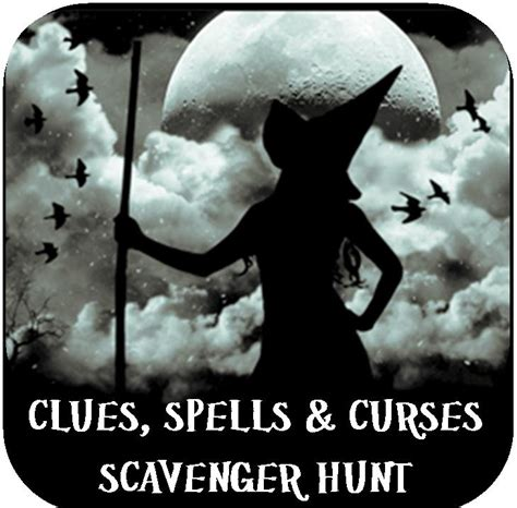 Printable Halloween Scavenger Hunt Clues by 1000 S Of Party Games And Themes For Kids Tweens Teens