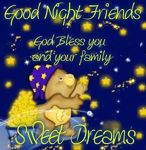 GOOD NIGHT, SWEET DREAMS ! | Good Night | Pinterest | Good ...