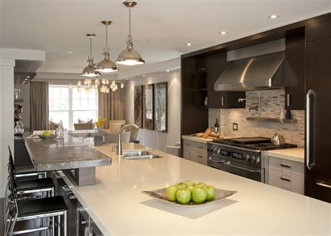Chef's Kitchen - Contemporary - Kitchen - Toronto - by