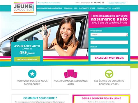 devis assurance auto conducteur assurance auto assurance auto