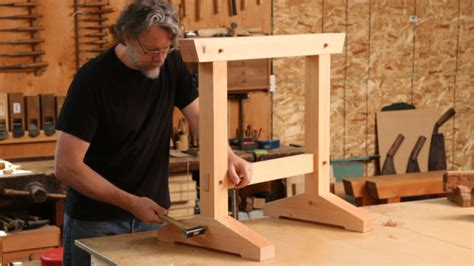 japanese sawhorses finewoodworking