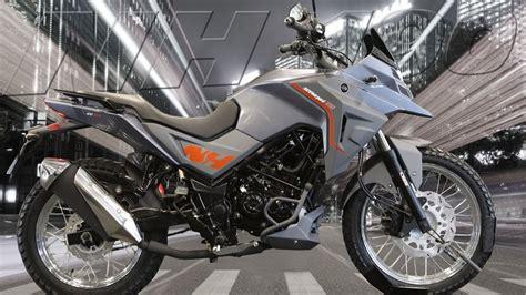 Nh 190 Nova Trail 2020 Dafra Motos Youtube