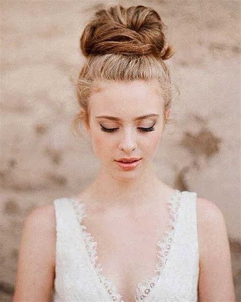 elegant long short wedding hairstyles  cool brides