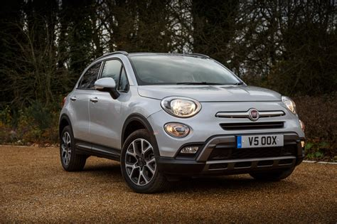 Fiat 500 X Review by 2017 Fiat 500 X Cross Plus Review