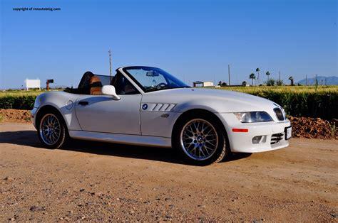 2000 Bmw Z3 Review  Rnr Automotive Blog