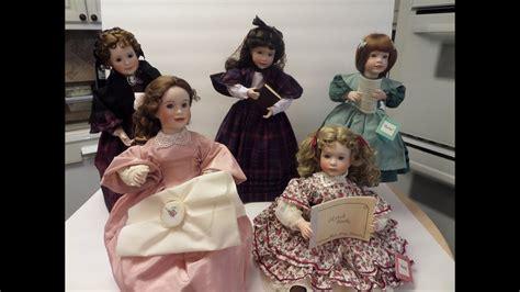 Little Women Porcelain Dolls