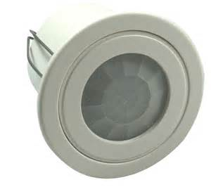 ceiling and wall mounted sensors light occupancy