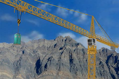 Find Out More On Our Tower Crane Simulator