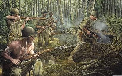 Vietnam War Wallpapers Desktop Painting Cave