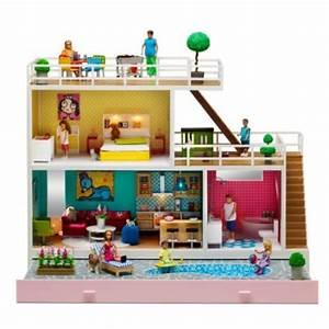 maison de poupee jeux et jouets pour enfant cadeau pour With jeux de maison pour fille