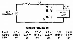 Diode Cmos Stabilizer Circuit Diagram