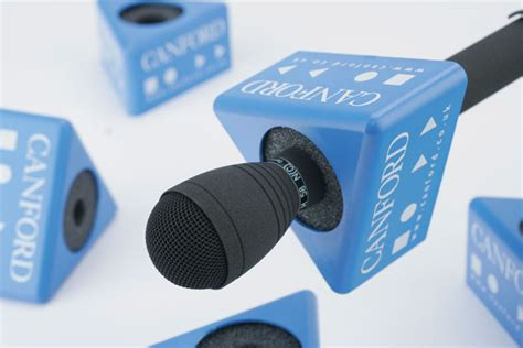 hearing protection microphone flags canford