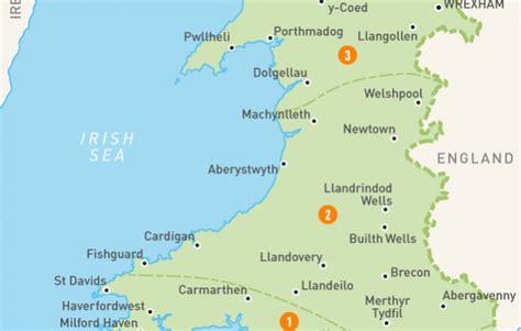 Wales Regions