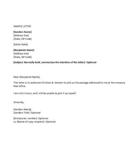 authorization letter  gst