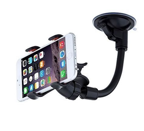 car cell phone holder 8 best cell phone holders for cars trucks and suv s 2017