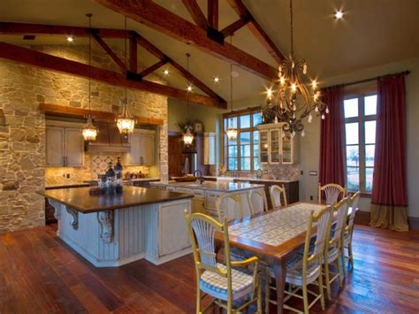 Mobile Kitchen Island With Seating - before after kitchen remodel texas ranch style homes interior texas ranch style homes interior