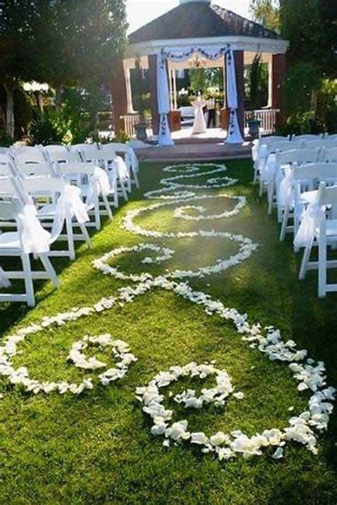 Top 35 Impossibly Interesting Wedding Ideas Amazing DIY