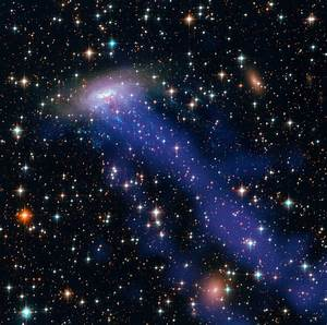 Study explains why galaxies stop creating stars