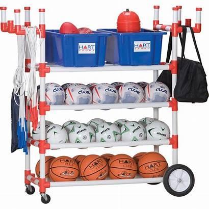 Rack Storage Layer Pvc Hart Racks Sport