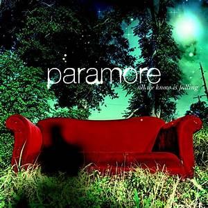 Paramore Album Cover - Paramore Photo (1019683) - Fanpop