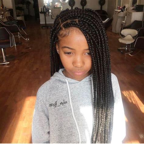 image result  kids aqua box braids