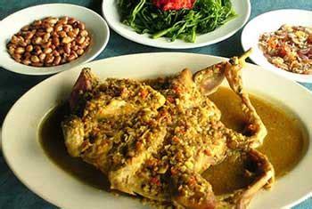 ayam betutu gilimanuk wisata kuliner khas bali halal enak