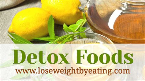 cuisine detox 25 best detox foods for weight loss
