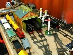 Hornby Clockwork O Gauge Train  Dscf0261 Avi