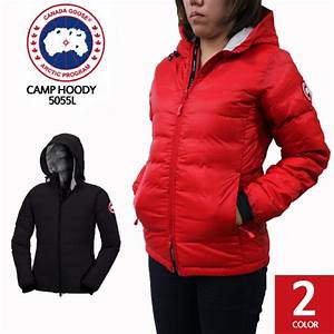 canada goose womens camp down hooded jacket c7b9a8020f